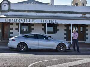How this electric car travelled 2150km through the outback