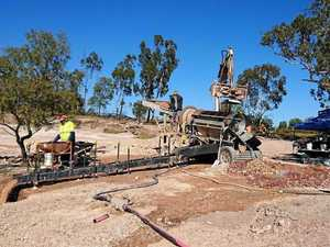 Bulk samples from Clermont gold project tested for quality