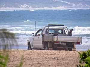 Big fines loom for drivers caught on the dunes