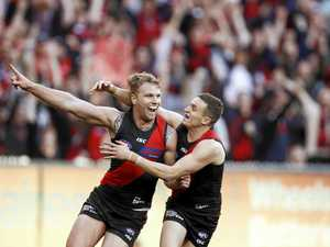 Bombers' surge continues with win over the Swans