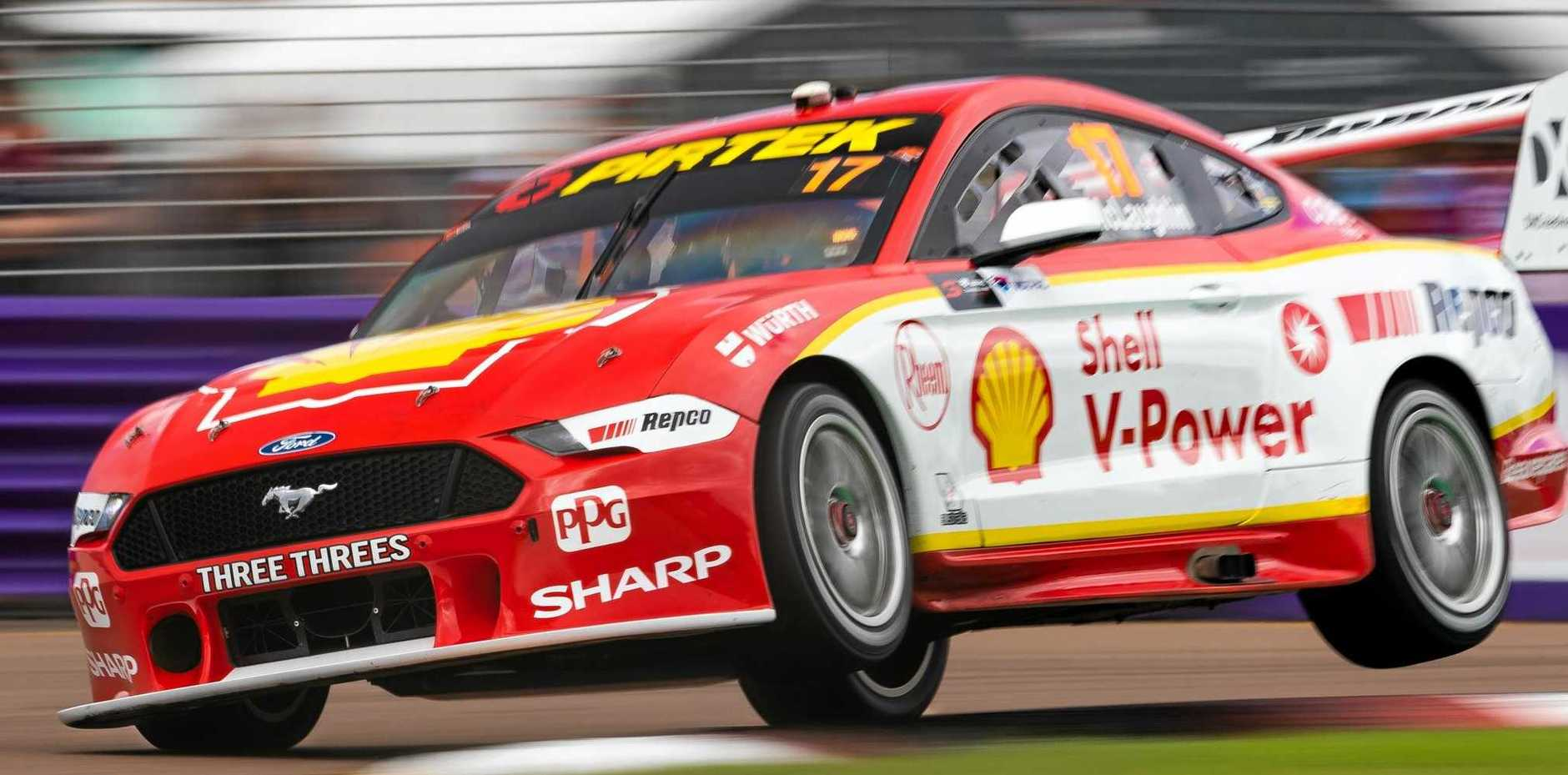 Scott McLaughlin claims his 13th Supercars win of season