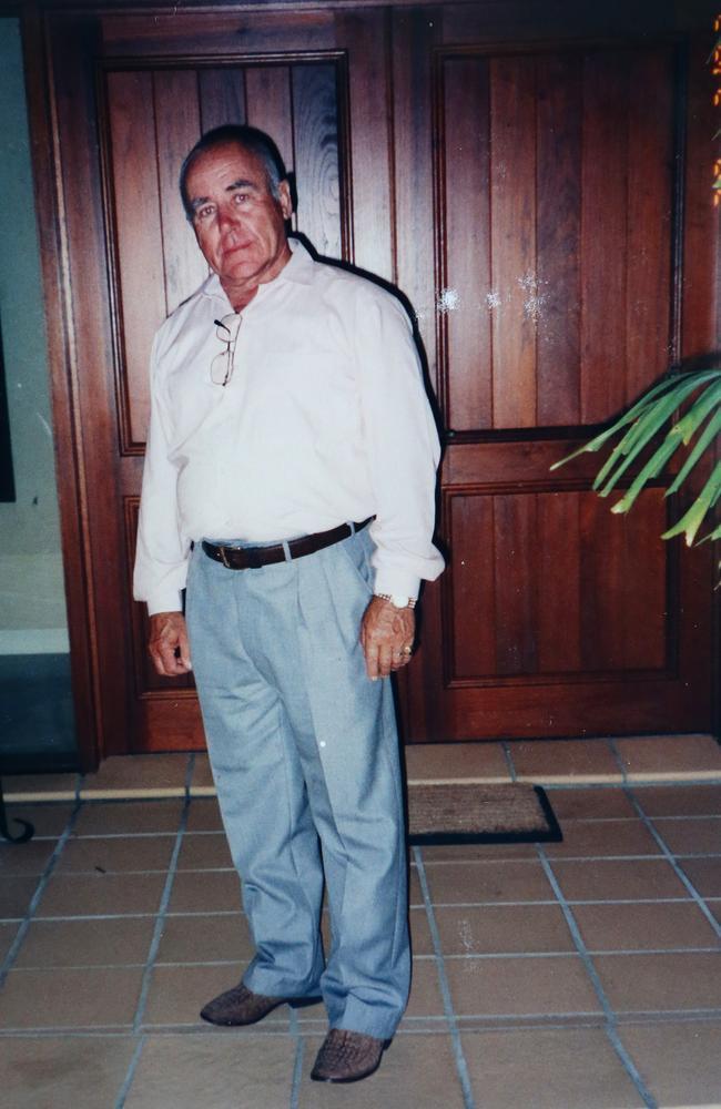 Murder victim Gerhard Wagner.