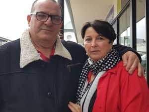 Deli fire shock: 'My daughter was screaming at me'