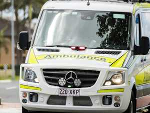 Cyclist critically injured in truck collision