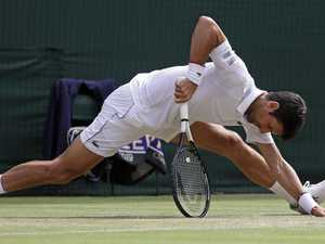 Bloodbath clears Djokovic's path to Wimbledon final