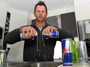 Dad's decade-long energy drink addiction takes heavy toll