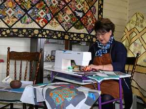 Quilters' innovate with unconventional, modern designs