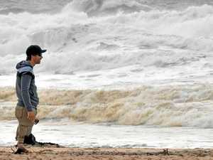 Coast beaches closed, swimmers pulled from rips