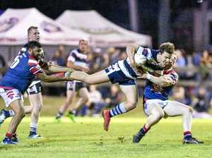 Gladstone Brothers smash the Calliope Roosters