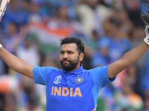 Peerless Rohit fires India to top of world order