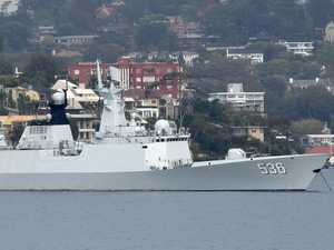 'Collecting info': Chinese spy ship in Aus
