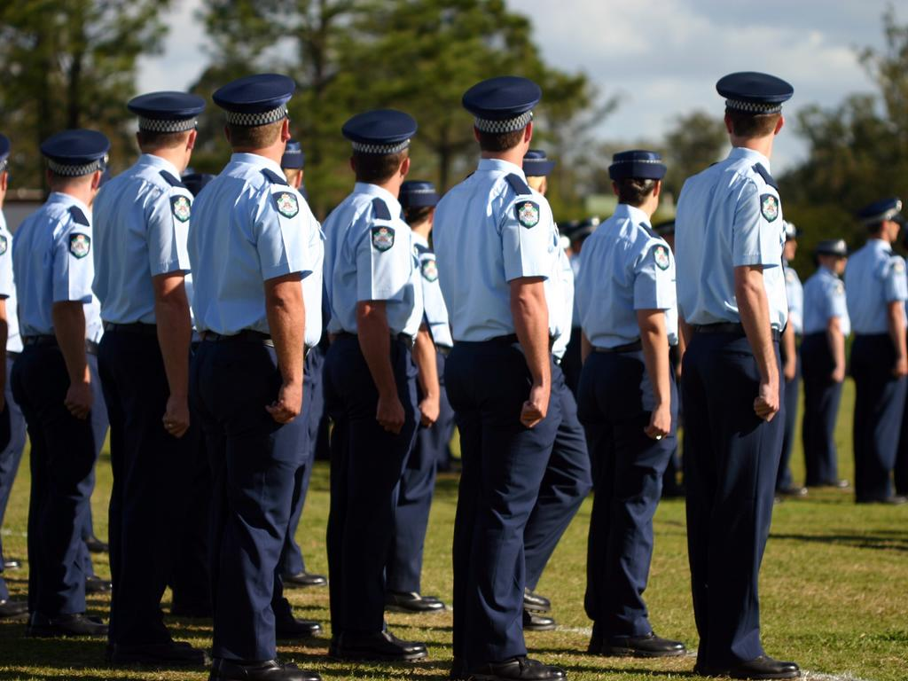 "A senior officer told The Courier-Mail the QPS response to the issue suggested serving police were given ""special consideration"" compared to everyday members of the public. FILE PICTURE"