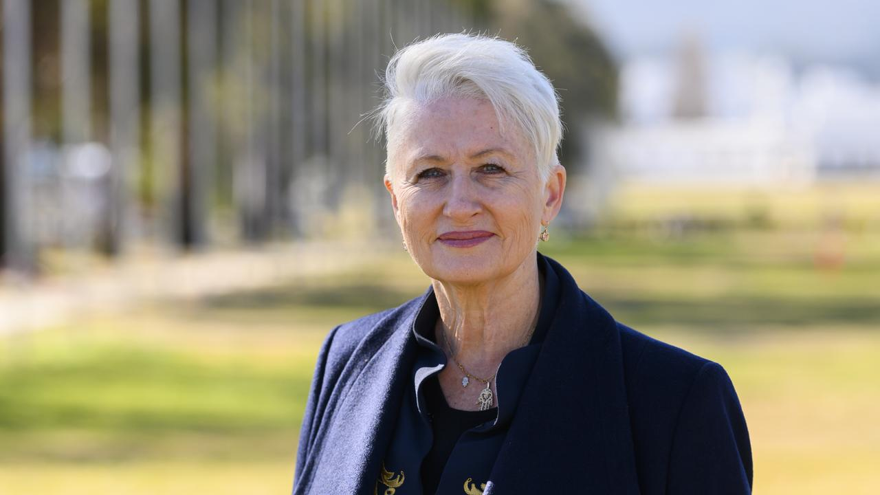 Dr Kerryn Phelps fought to stop police and the tax office from accessing My Health records. Picture: AAP
