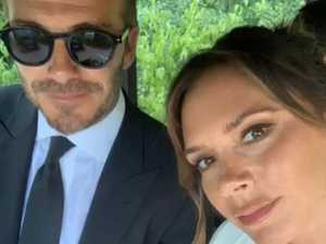 Posh and Becks celebrate 20 years