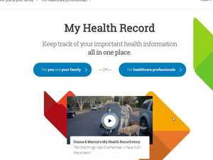 The $2 billion health record Aussies can't use