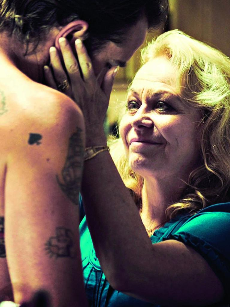 Jacki Weaver in Animal Kingdom.