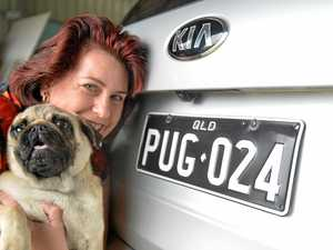 The region's most popular customised number plates