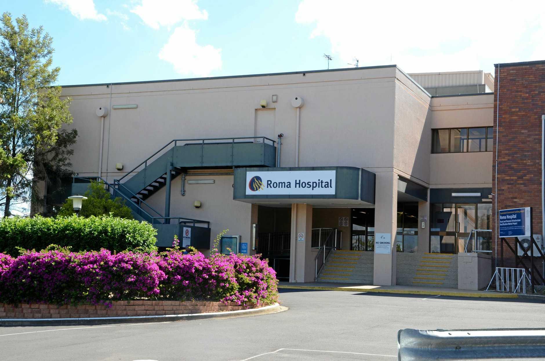 Roma Hospital.