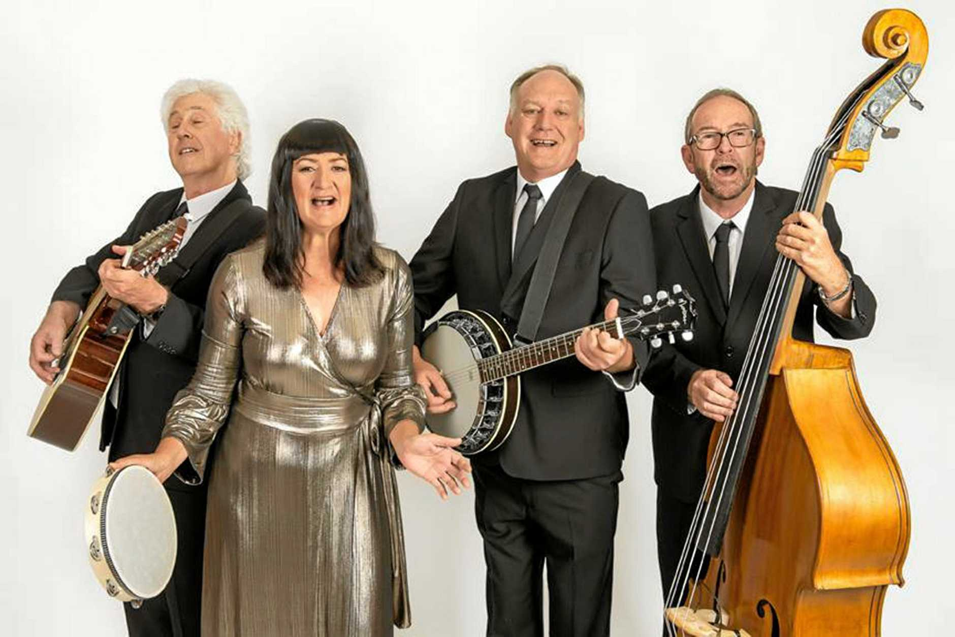 ON STAGE: The Australian Seekers Tribute Show is at Tewantin Noosa RSL on Saturday, July 13.