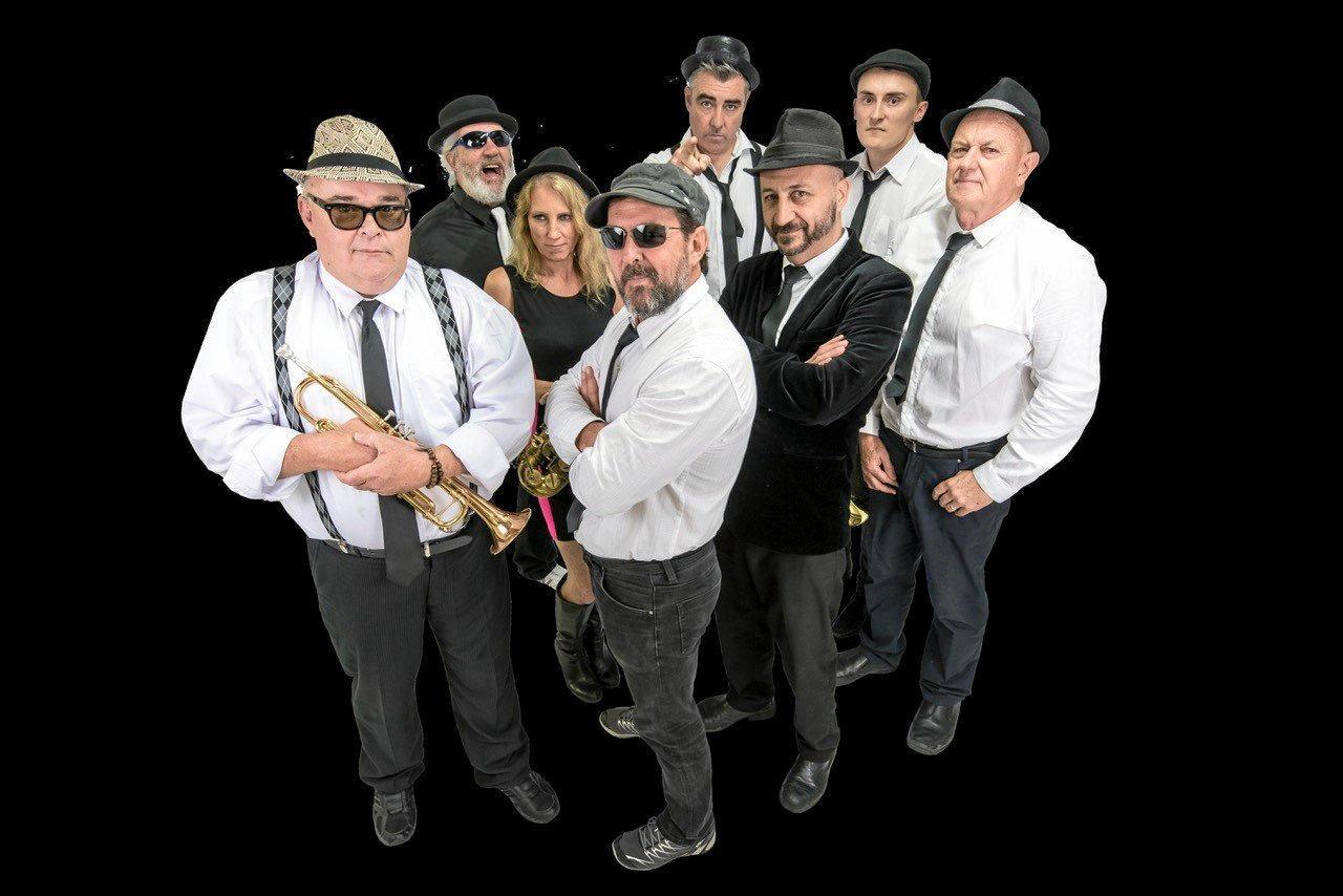 LIVE MUSIC: The Sunny Coast Rude Boys play Eumundi Hotel July 13.