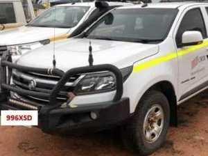Car theft, Moranbah