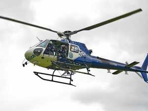 Teens' luxury car taste leads cops on 100km chopper chase