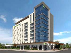 Nine-storey hotel, shop development proposed for CBD