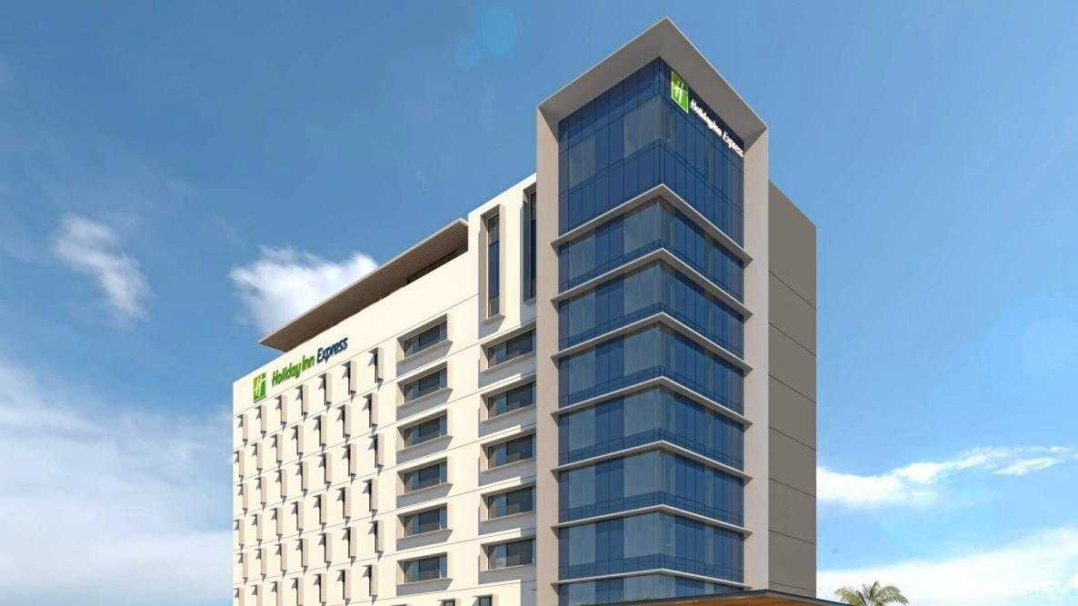 PLANNED: A Holiday Inn Express has been proposed for the new Maroochydore CBD.