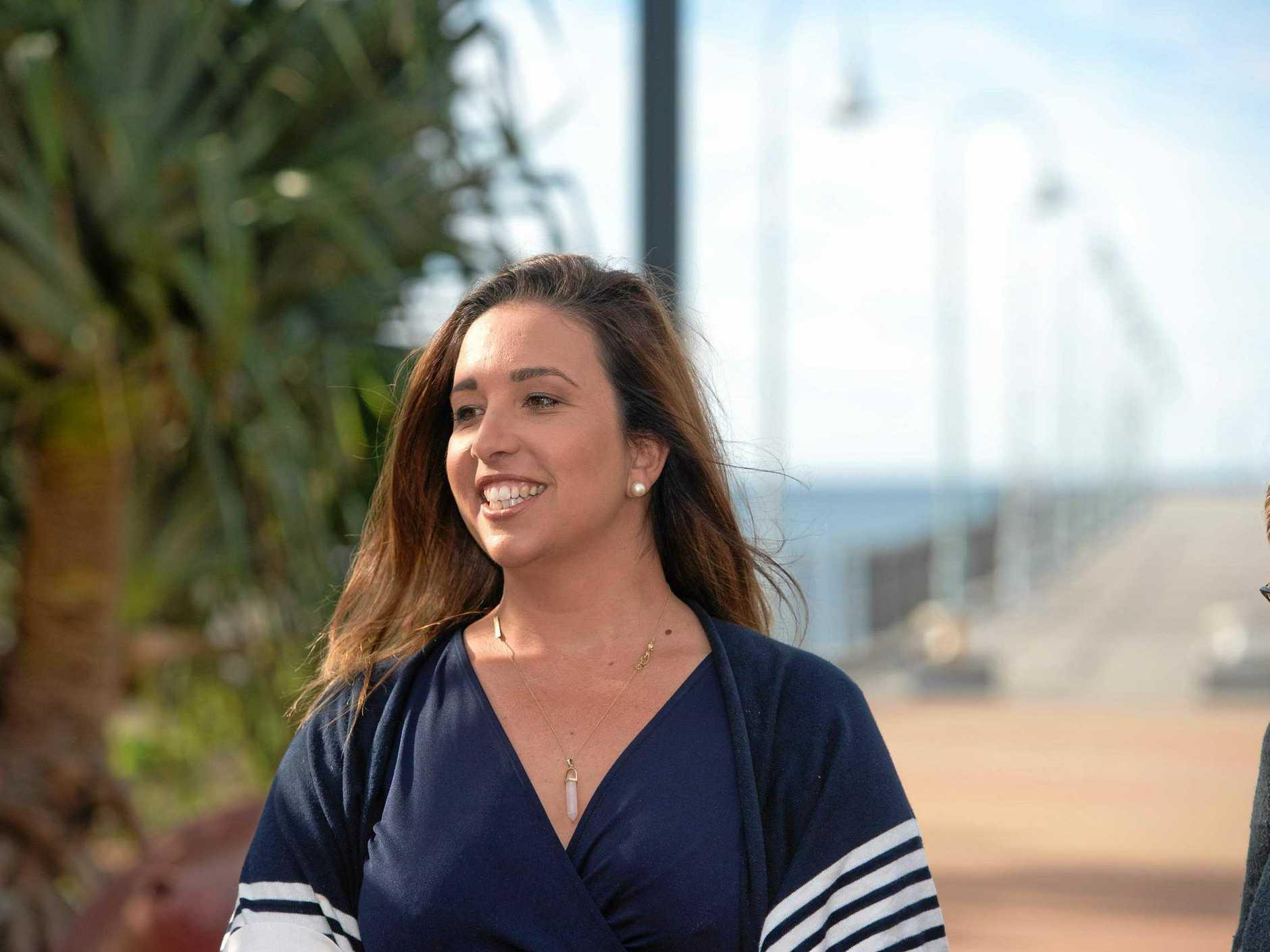 acting Coffs Harbour Mayor Tegan Swan. 27 MAY 2019