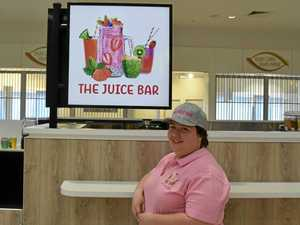 Wait is over as new juice bar opens in Warwick