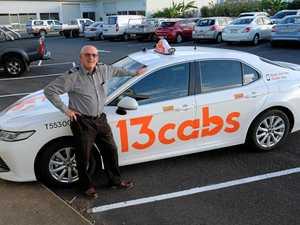 Taxi company hailing a fresh new name