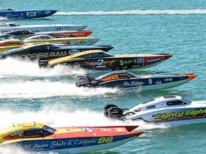 Superboats to race into Bowen
