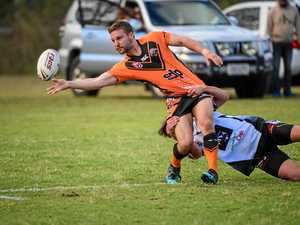 Tigers take top spot, sealing the minor premiership
