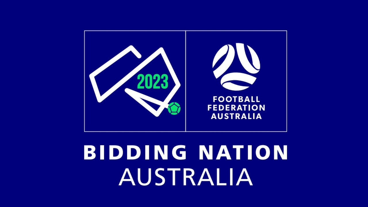 FFA — Australian Official Bid Mark logo