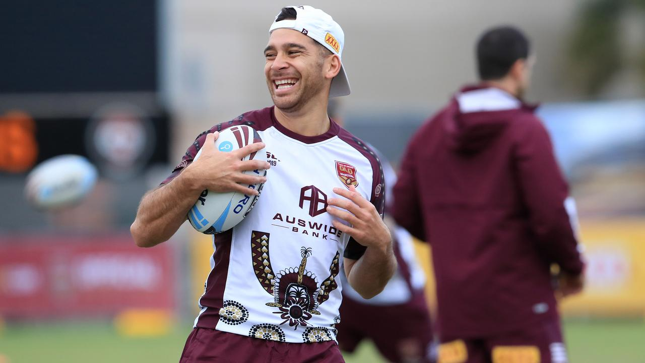 Why history is on the Maroons' side