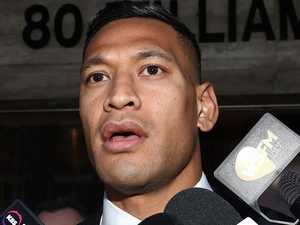 Bolt: Folau battle is a fight for freedom of many