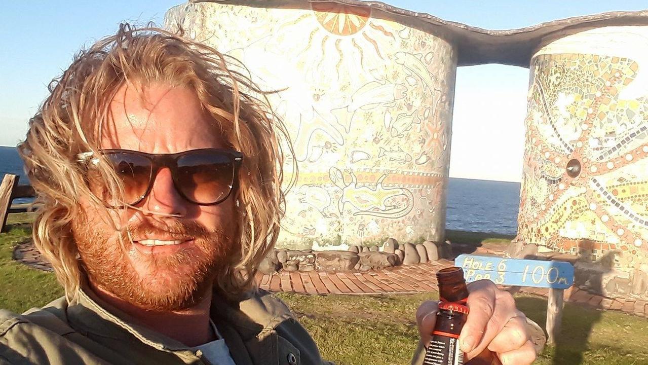 Alleged Cairns assault victim Brett Thomson. PICTURE: SUPPLIED