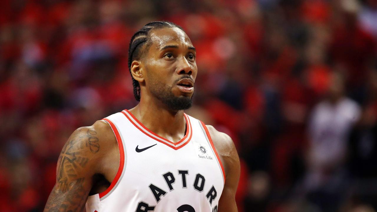 Kawhi Leonard is leaving the Toronto Raptors.