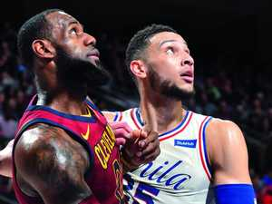 Where Simmons, LeBron sit in new NBA