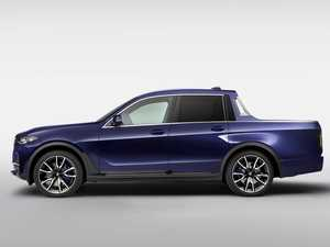 BMW reveals luxury dual-cab ute