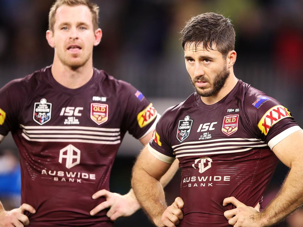 Queensland were thrashed in Game 2.