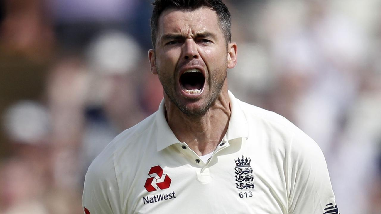 James Anderson is in doubt for the Ashes.