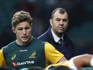 Wallabies head for South Africa to begin World Cup charge