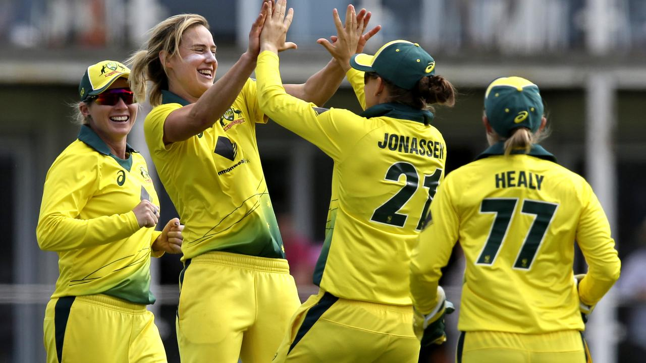 England v Australia 3rd Royal London Women's ODI