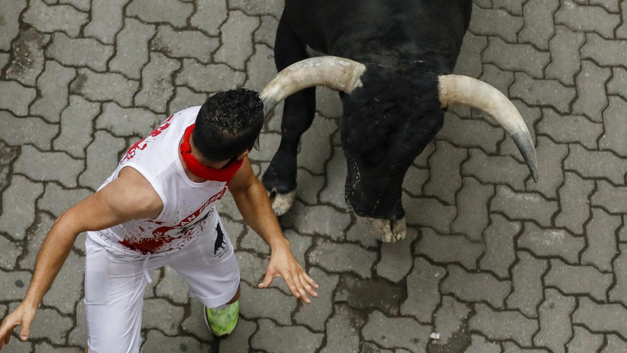 Day 2 - San Fermin Running of the Bulls 2019