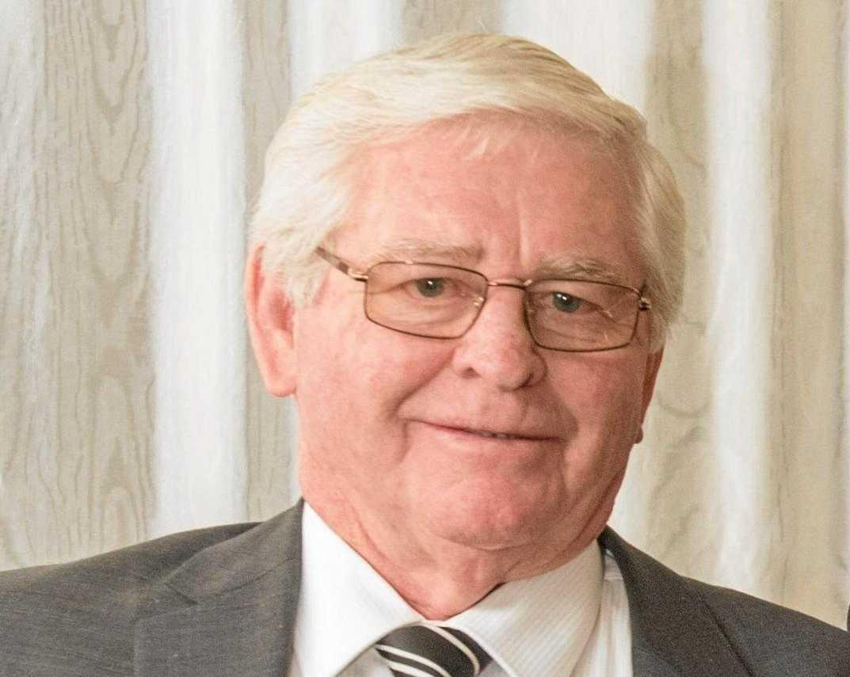 CRJC chairman Graeme Green.