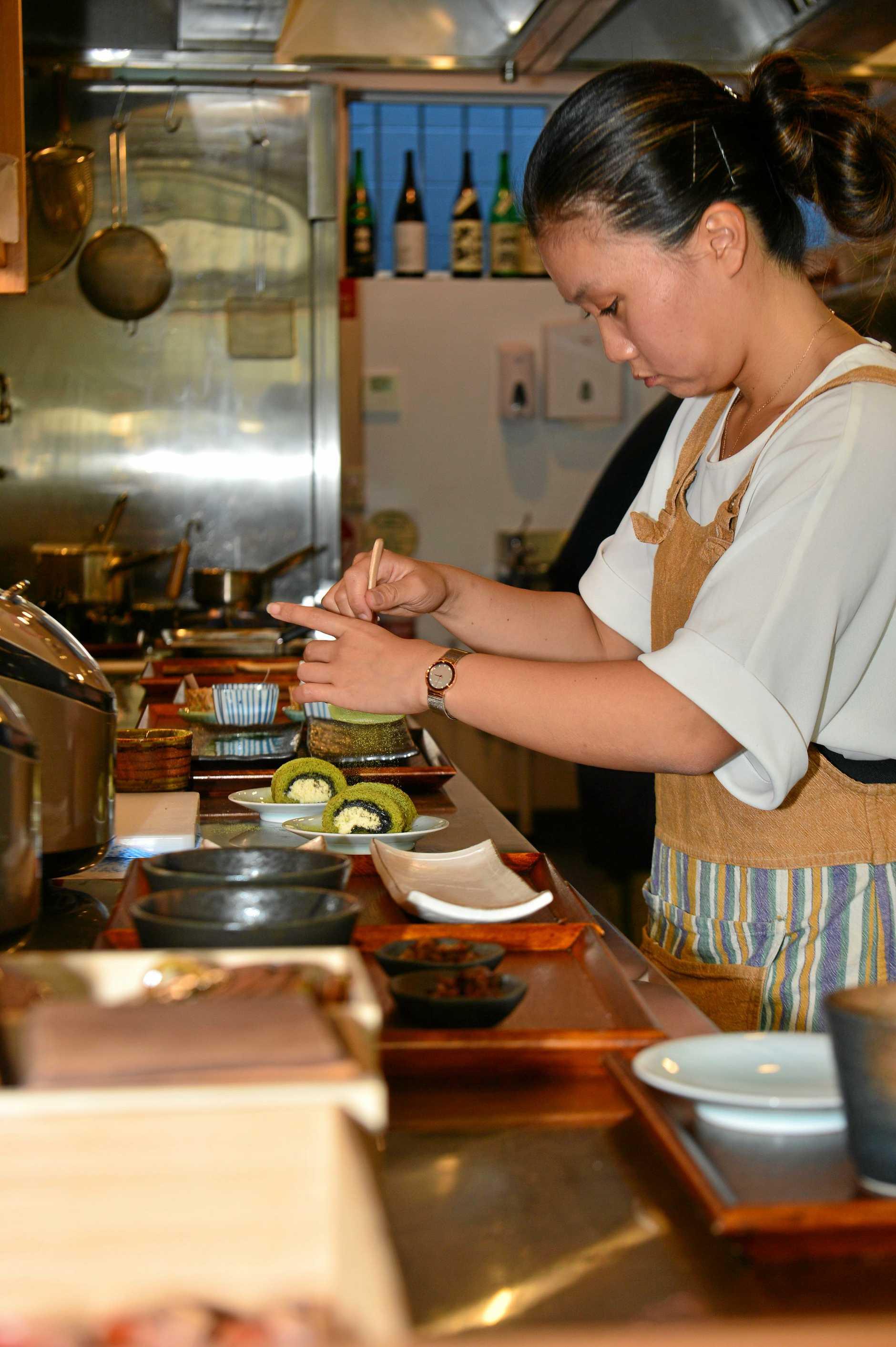 Sumi Open Kitchen in Noosa Junction.