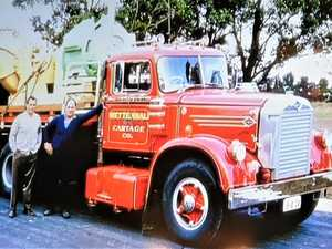 Fond farewell for much-loved trucking icon