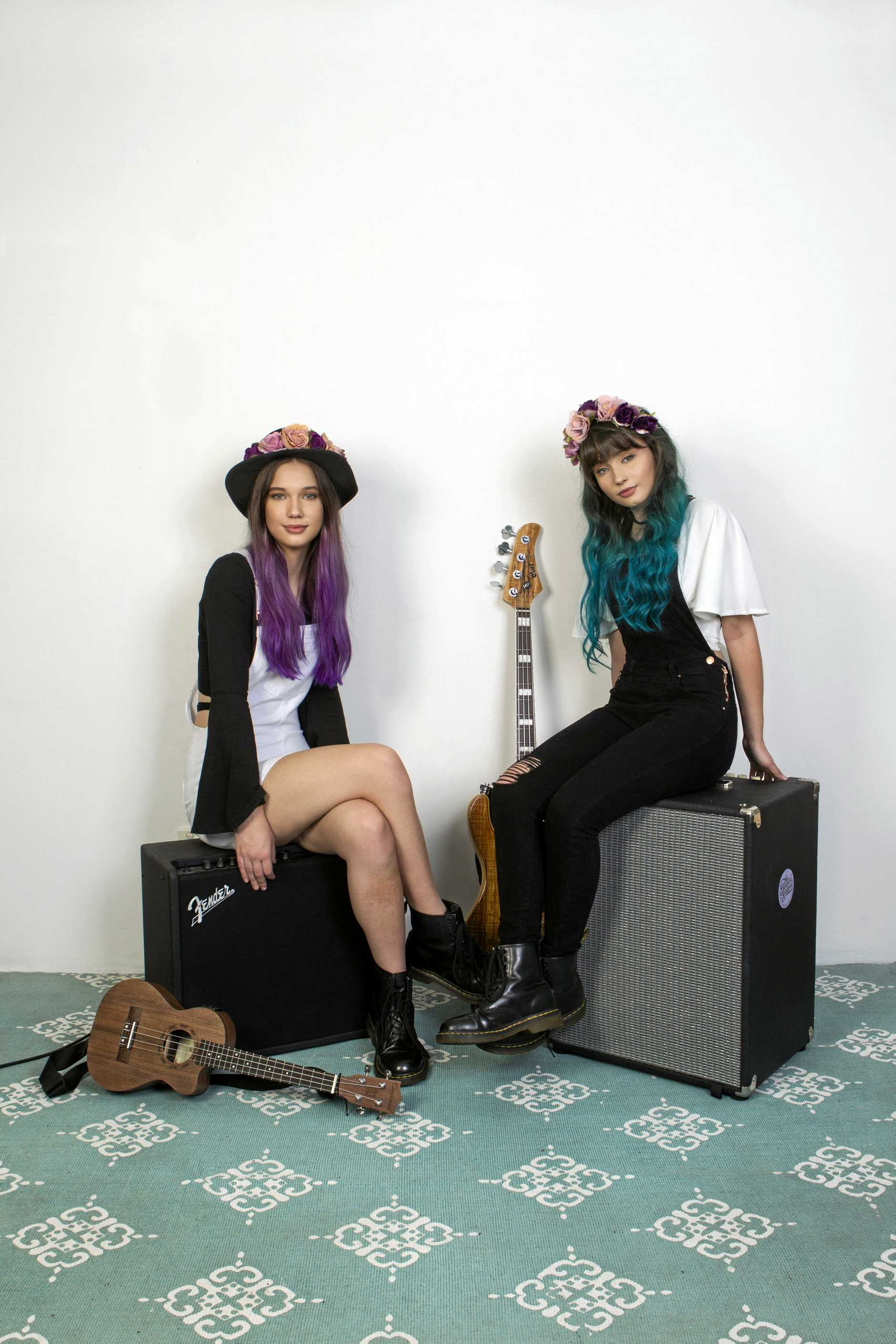 The Dennis Sisters will bring their sound to the Fraser Coast Street Food and Craft Beer Festival.