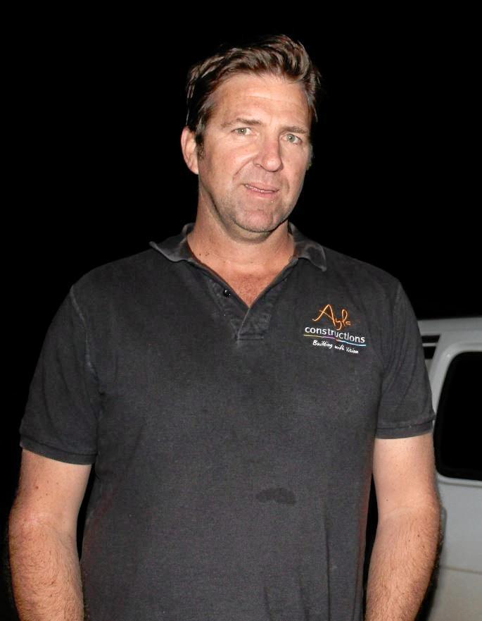 LIQUIDATION: Former Ayla Constructions director Mark Deighton.